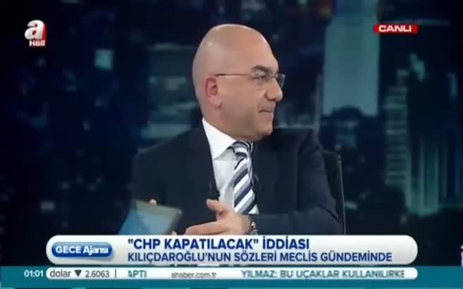 Ozan Ceyhun: Böyle bir CHP'yi kim kapatır?