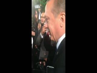 Cumhurba�kan� Erdo�an Yemen Türküsünü söyledi