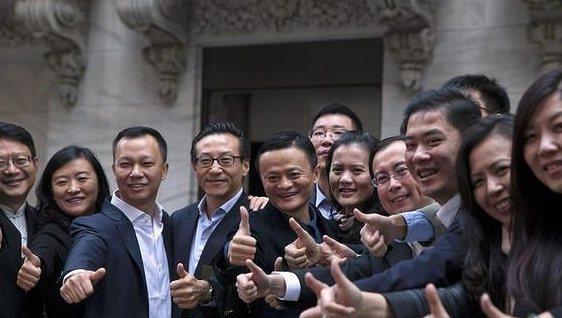 Wall Street'te Çin devrimi