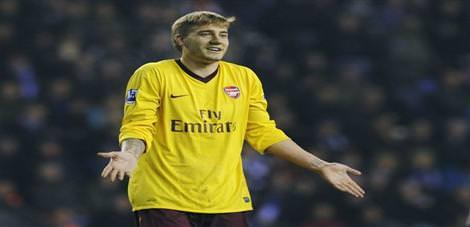 Adebayor olmazsa ilk hedef Bendtner