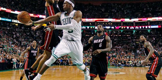 Celtics seriyi eşitledi