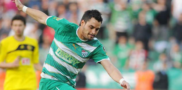 Pinto milli formayı Bursaspor'a borçlu