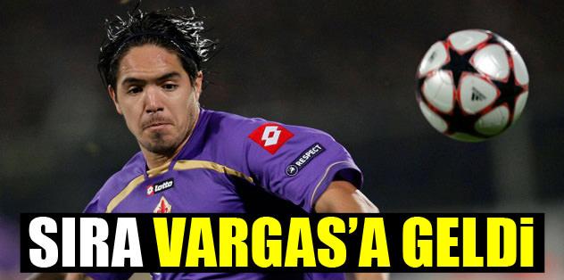 Sıra Vargas'a geldi