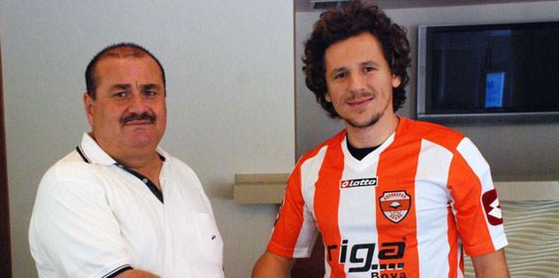 Bülent Adanaspor'da