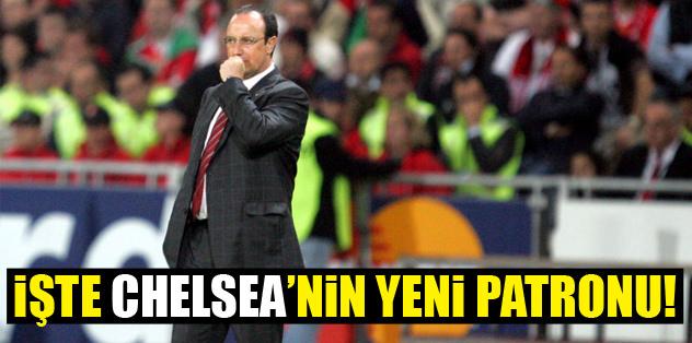 Chelsea'nin yeni hocası belli oldu!