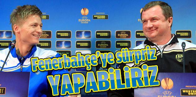 Pawel Vrba: Fenerbahçe'ye sürpriz yapabiliriz