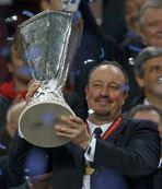 Benitez'den tarihi başarı