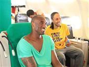 Kobe Bryant'ı hiç böyle görmediniz