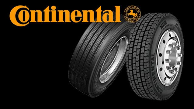 Continental'den Yeni Ticari Araç Lastiği