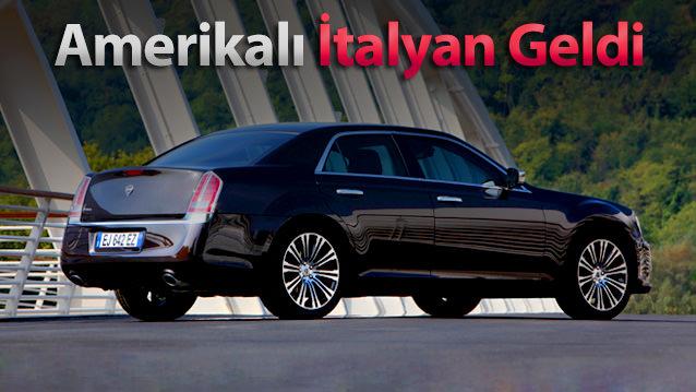 Yeni Lancia Thema