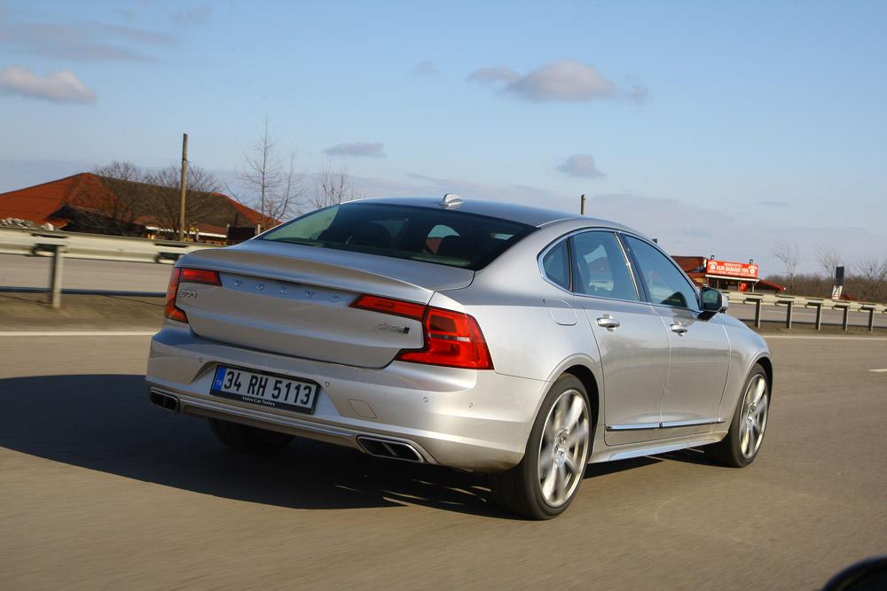 Haftanın otomobili: Volvo S90 D5