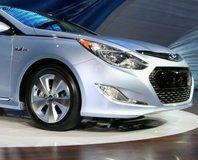 Yeni Hyundai Sonata Hybrid