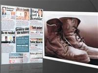 28 �ubat'�n gazete man�etleri