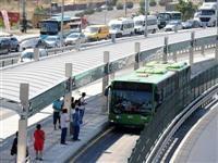Beylikd�z�'nden Maltepe'ye tek metrob�s