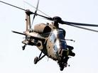 T�rk helikopteri Azeri ordusunda
