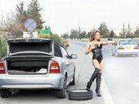 Kıbrıs'ta erkeklik testi!