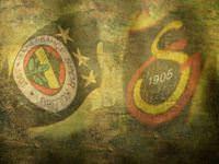 Fenerbah�e:10 - Galatasaray:0