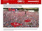 CNN'den skandal foto�raf se�imi