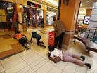 Nairobi'de yakalanan ter�ristlerin yar�s� Amerikal�