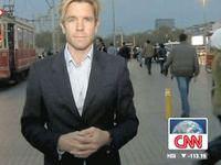 Gezici CNN Taksim'de!