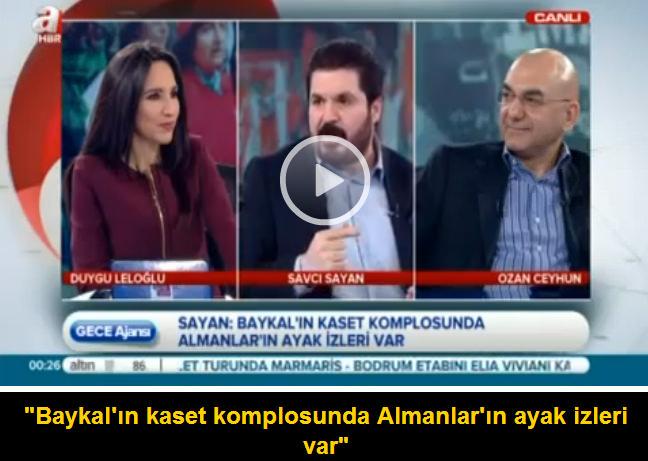 Türk hükümeti, Alman büyükelçi ile görüşmüyor 93