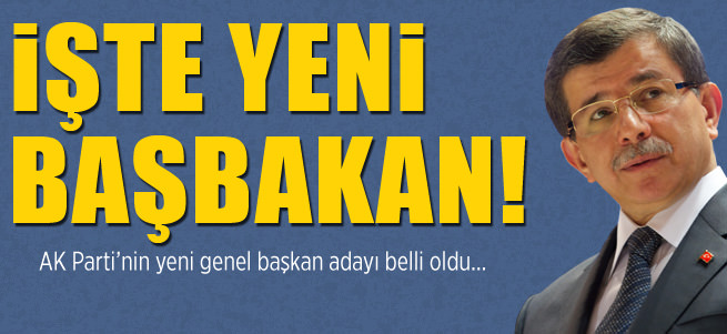 ��te Yeni T�rkiye'nin Ba�bakan�