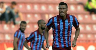 Trabzonspor'da Cardozo �oku