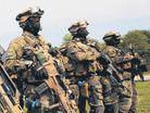 Alman askerleri I��D'e gidiyor