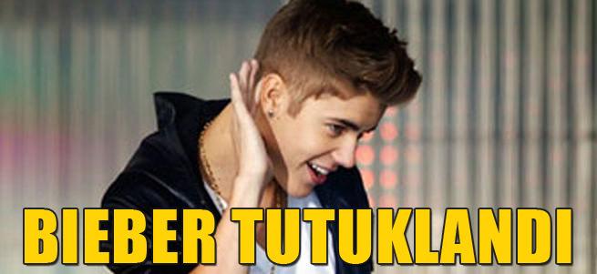 Justin Bieber tutukland�!