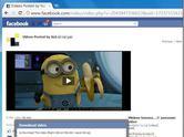 Otomatik a��lan Facebook videolar�na dikkat