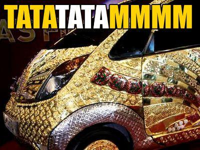 4,6 milyon dolarl�k Tata!
