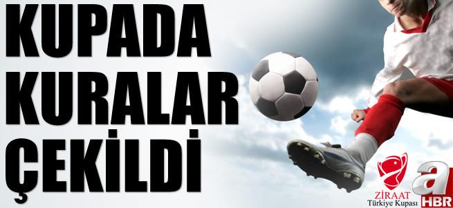 Ziraat T�rkiye Kupas� 2. tur kuralar� �ekildi