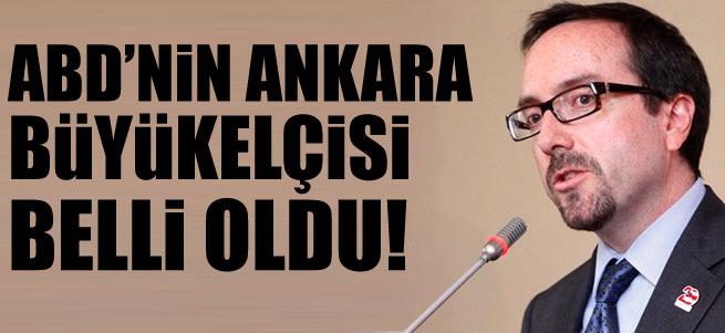 John Bass, resmen ABD'nin Ankara Büyükelçisi