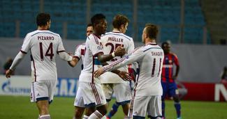Bayern 3 puan� tek golle ald�!