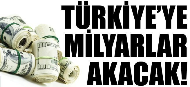 Ruslar�n milyar dolarlar� T�rkiye'ye gelecek