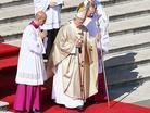 Papa kas�m sonunda T�rkiye'ye geliyor