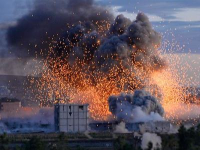 I��D'den Kobani'de intihar sald�r�s�