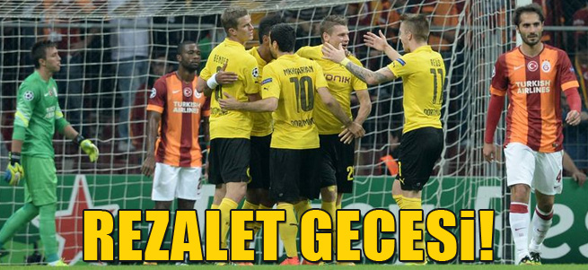 Galatasaray yine farkl� yenildi!