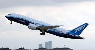 Boeing'den �ran�a 35 y�l sonra ilk sat��