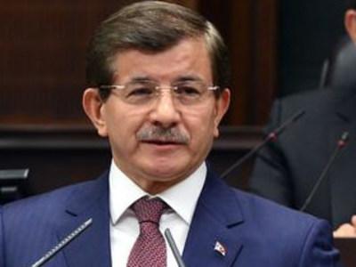 Davuto�lu'ndan Kobani talimat�!