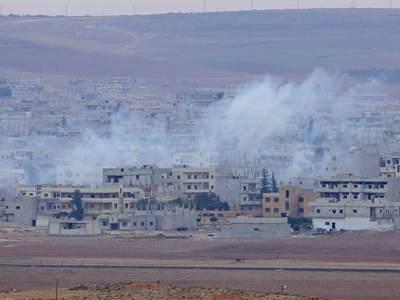 Kobani'ye �SO deste�i