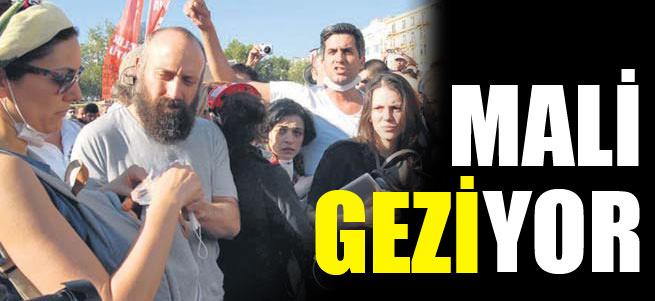 Mali 'Gezi'yor