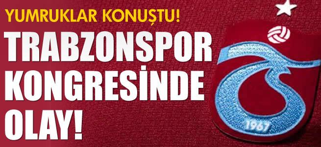 Trabzonspor Divan'�nda olay!