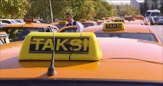 Takside 'akbil' d�nemi