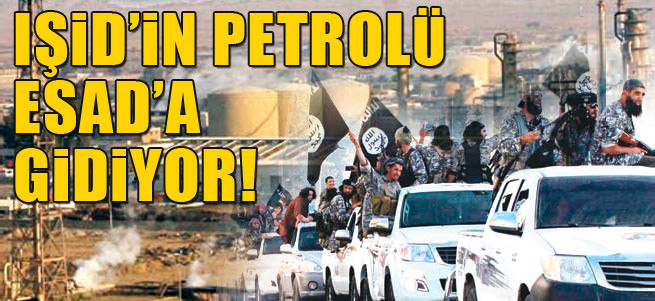 I��D petrol� Esad'a gidiyor