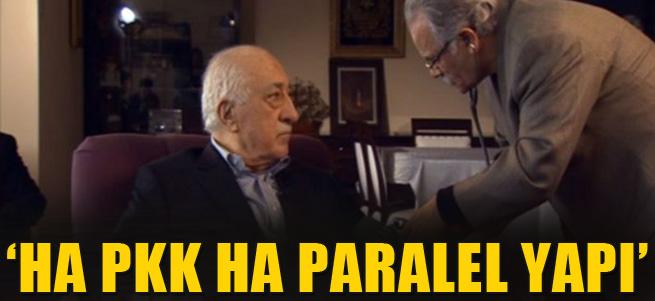 Ha PKK ha paralel �rg�t