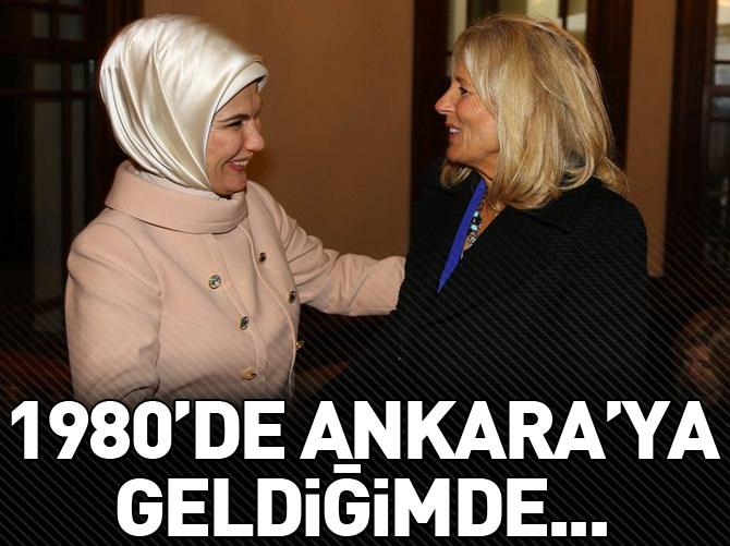 JİLL BİDEN'IN TÜRKİYE'YLE İLGİLİ AKLINDAN ÇIKMAYAN DETAY!