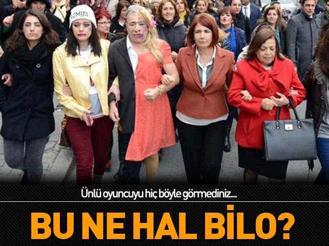 İLYAS SALMAN'I HİÇ BÖYLE GÖRMEDİNİZ!