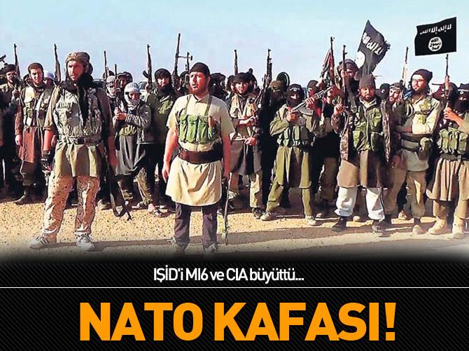 IŞİD'İ MI6 VE CIA BÜYÜTTÜ!