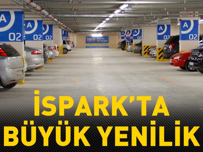 OTOPARK ÜCRETLERİ İSTANBULKART'LA ÖDENEBİLECEK